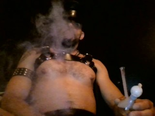 Horny leather pig clouding