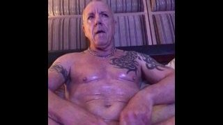 Oiled Up Muscle Slam