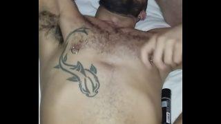 Slam Puppy Threesome
