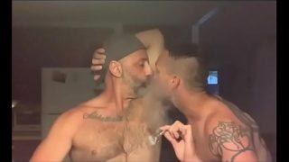 Smoking hot couple